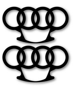 Brass Knuckles Decal