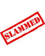 Slammed Decal